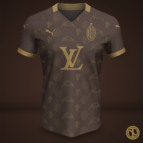 AC Milan | ACM x Louis Vuitton Special Kit Concept