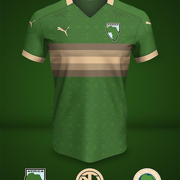 Africa | Away Kit Concept
