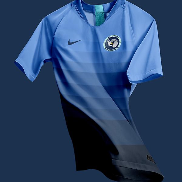 Antarctica Football Association Kit