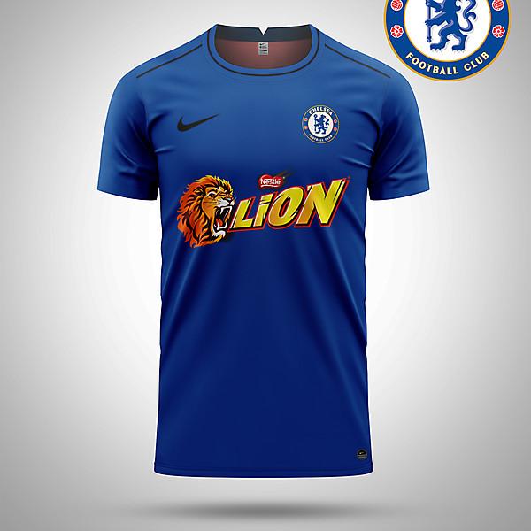 Chelsea Lion Bar Concept