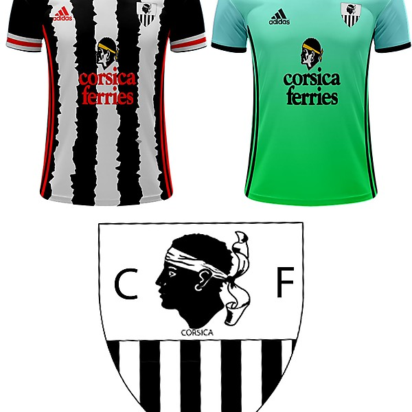 Corsica Home and Away concepts
