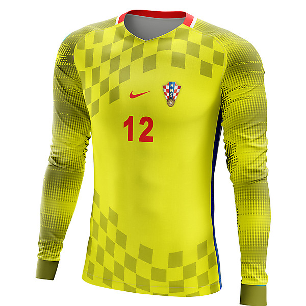 Croatia-keeper concept