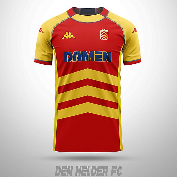 Den Helder FC home concept