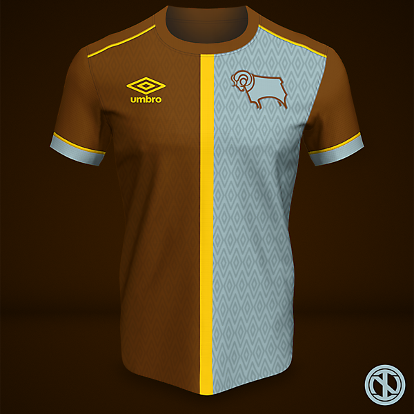 Derby County | 135th Anniversary Kit Concept