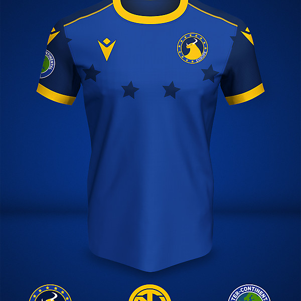 Europe | Home Kit Concept