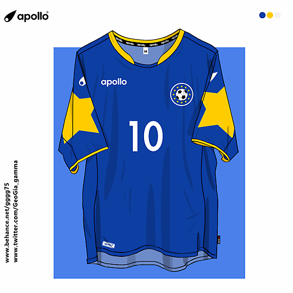 europe home jersey