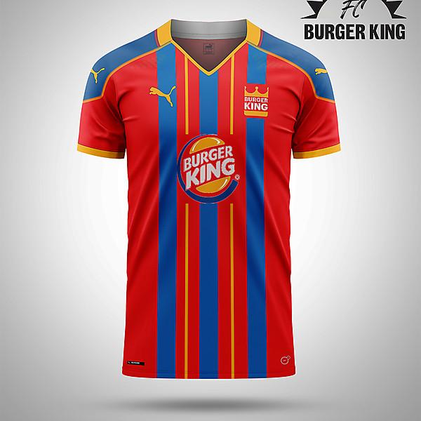 FC Burger King concept