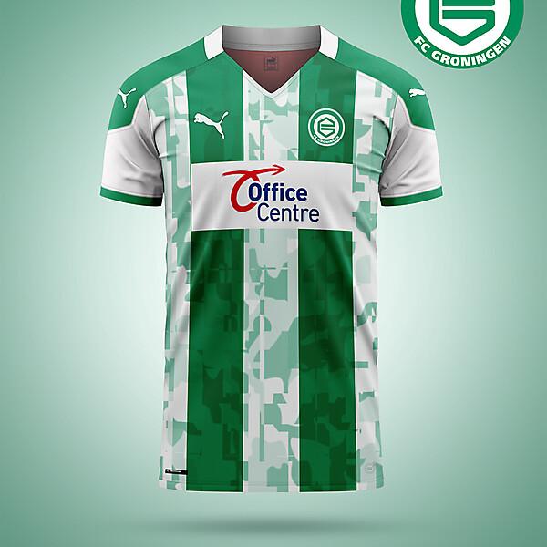 FC Groningen Camo concept