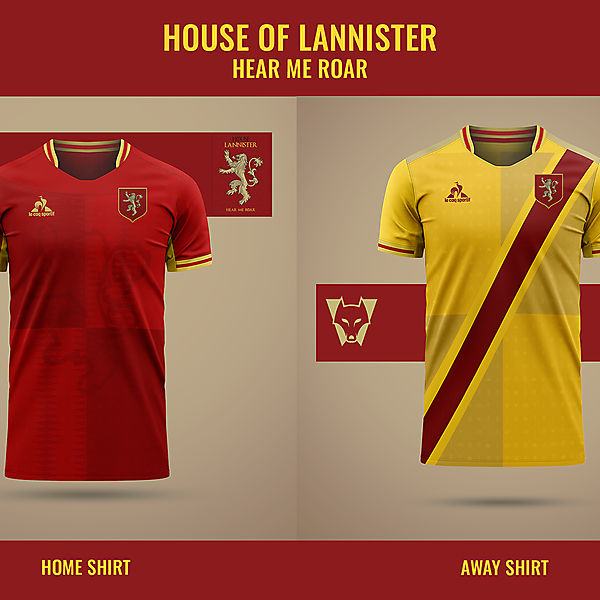 House of Lannister | home and away