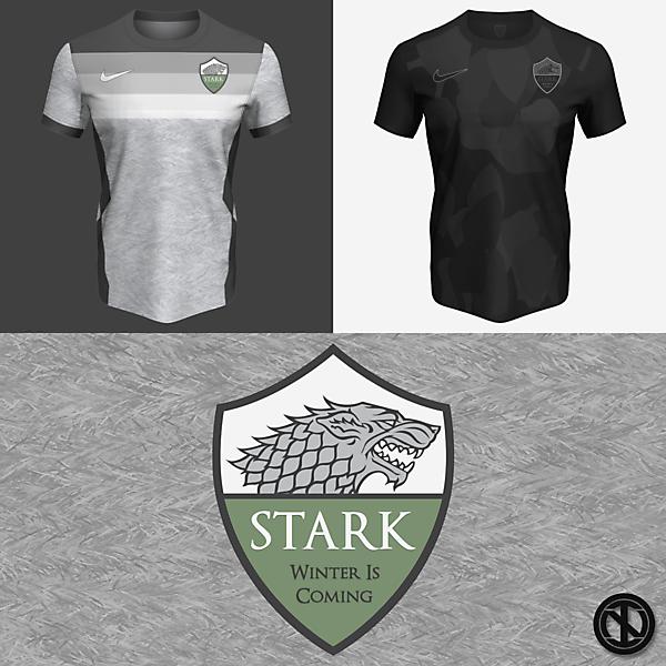 House Stark | Home and Away Kits