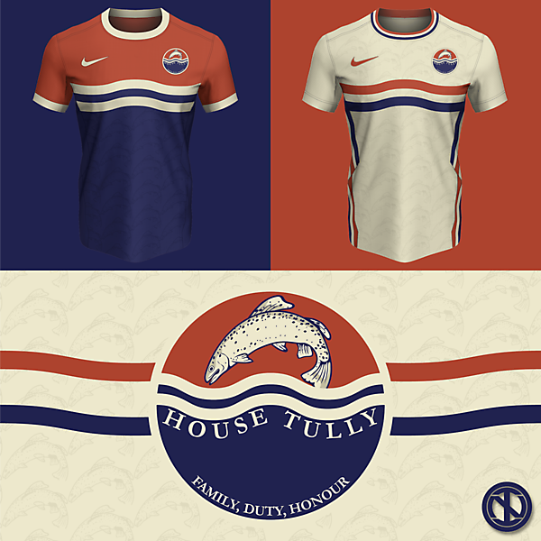 House Tully | Home and Away Kits