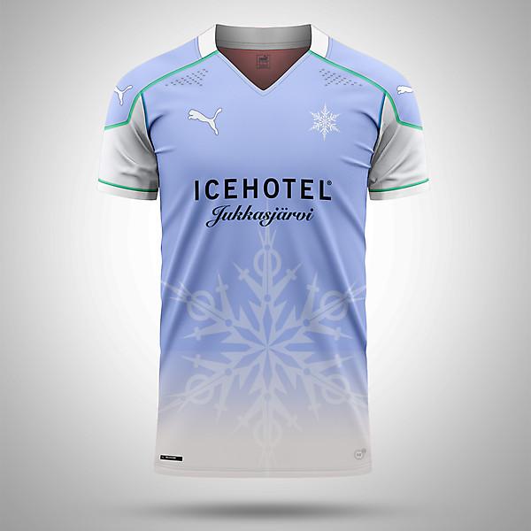Ice Hotel concept
