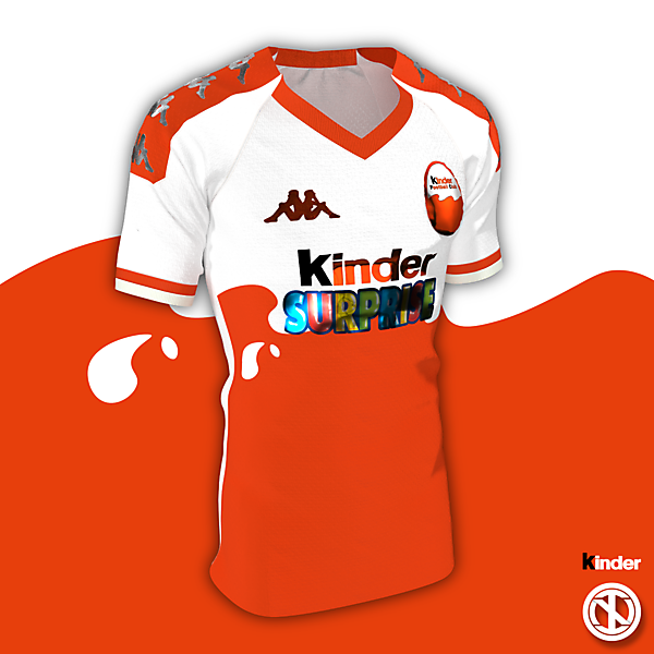 Kinder Surprise | Kit Concept
