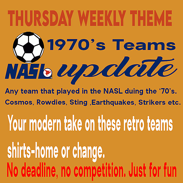 NASL-70's retro to modern
