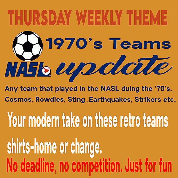 NASL-70's retro to modern