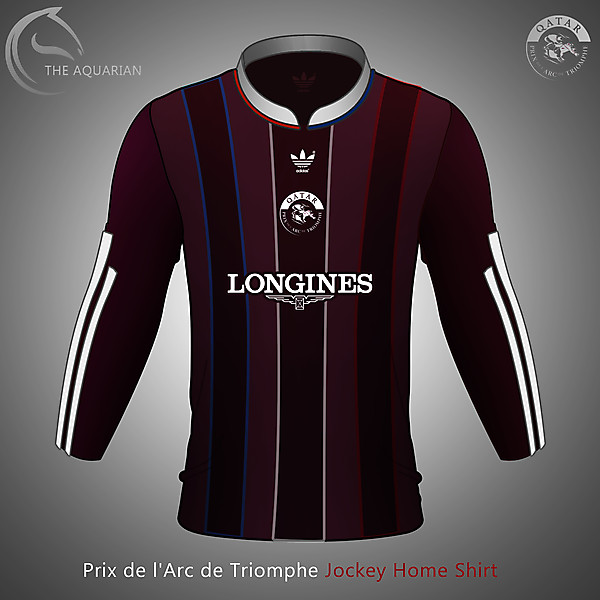 Prix de l'Arc de Triomphe Official Home Kit