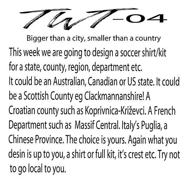 regions/states/counties etc