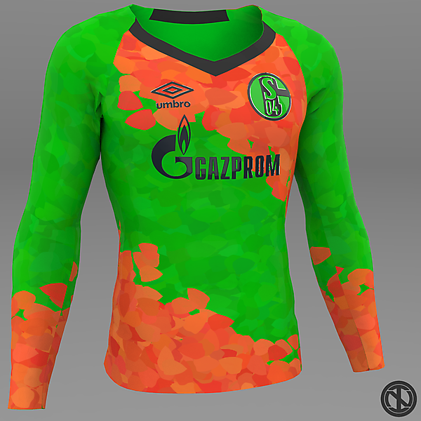 Schalke 04 | Goalkeeper Kit Concept