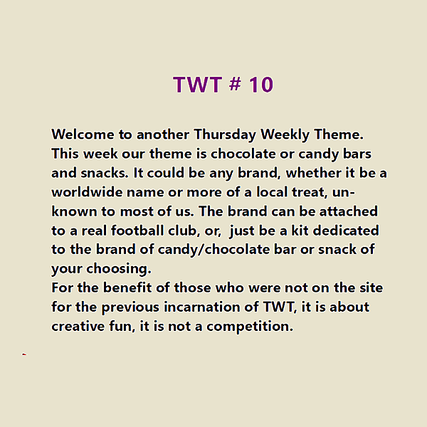 TWT # 10 - Chocolate and Candy fun kits.