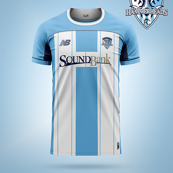 Wilmington Hammerheads FC concept