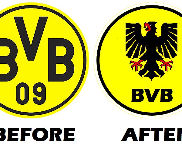 New Borussia Dortmud Crest