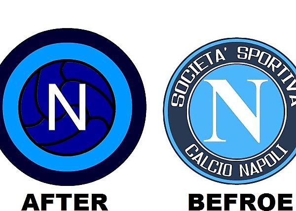 New SSC Napoli Crest