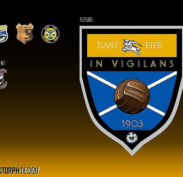 East Fife badge 2012