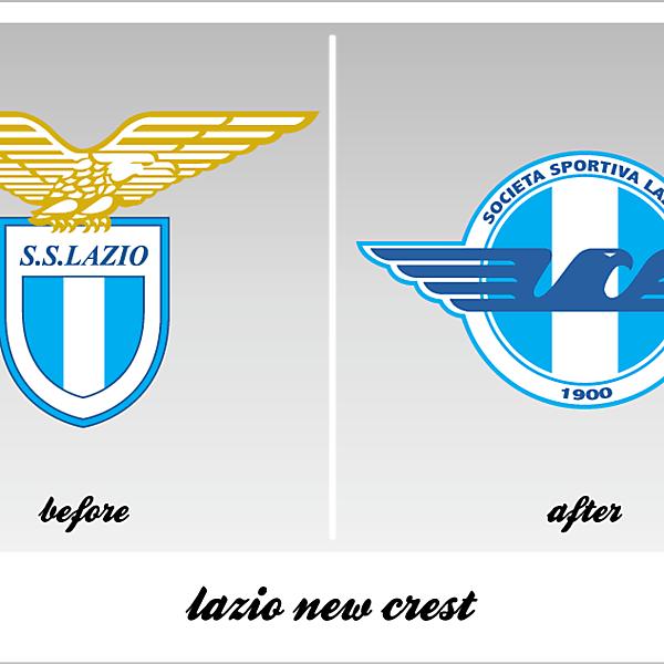 lazio new crest