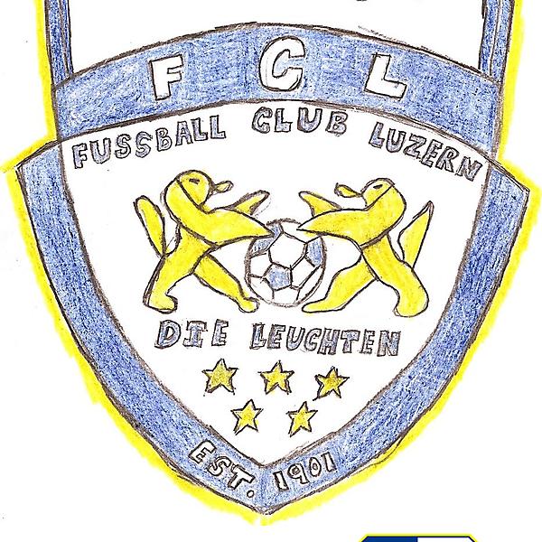 FC Luzern New Crest