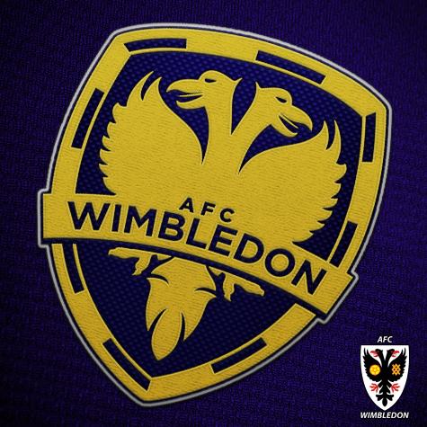 AFC Wimbledon Crest Redesign