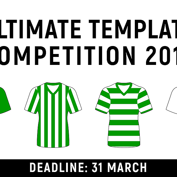 Ultimate Template Competition - 2018