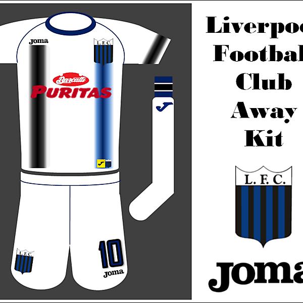 Liverpool - Joma Away Kit