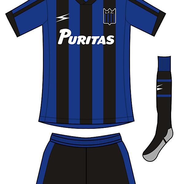 Liverpool FC Uruguay Home Kit