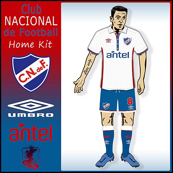 Nacional Home Kit