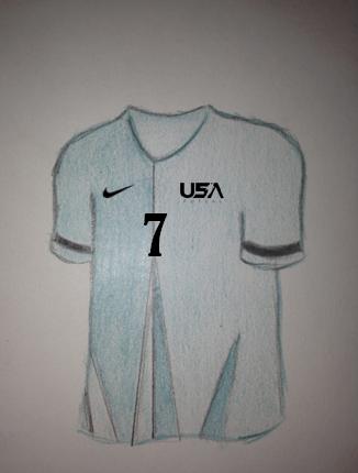 USA Futsal 3rd Kit