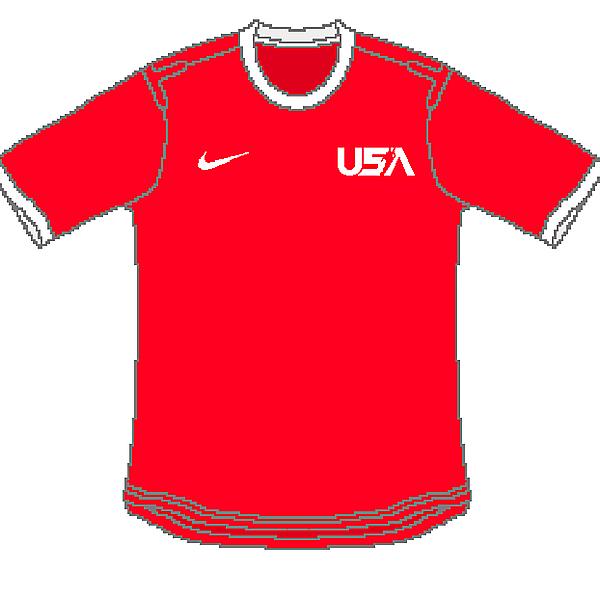 USA Futsal Away V.2