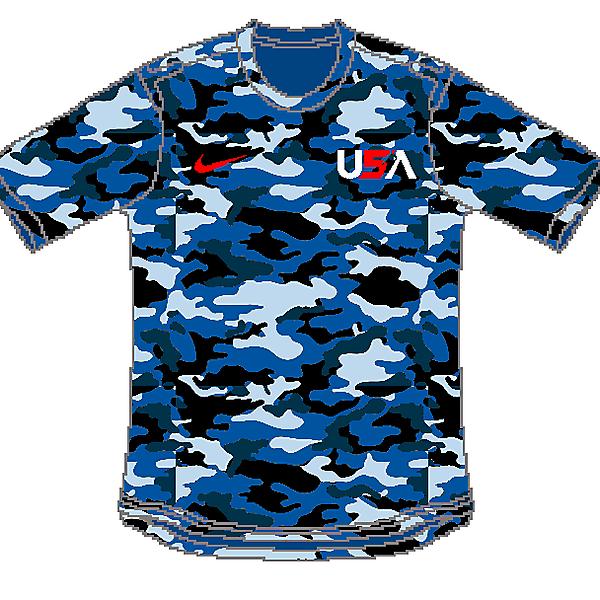 USA Futsal Camouflage Kits