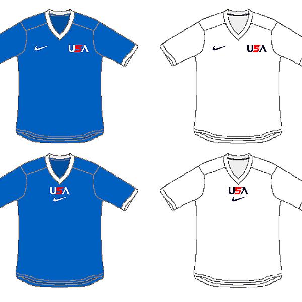 USA Futsal Home and Away V.1
