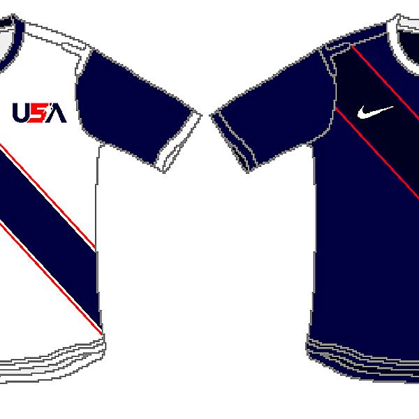 USA Futsal Home and Away V.4