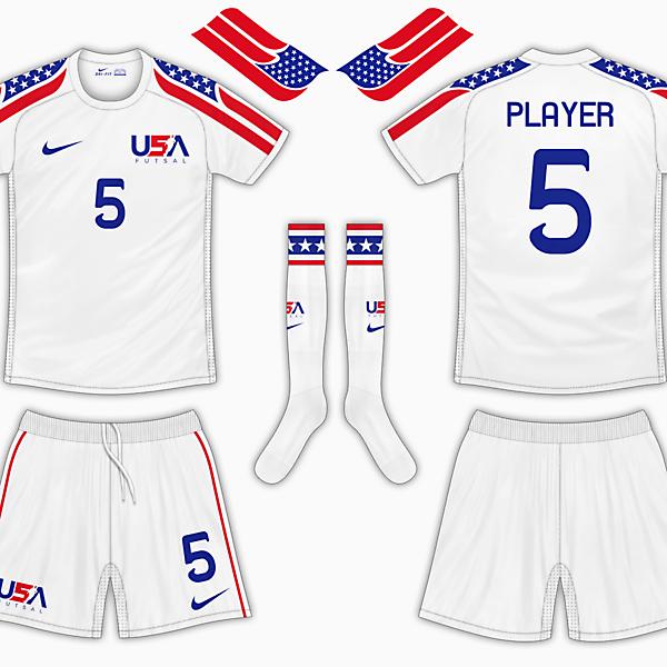 USA Futsal Home Kit 2 - Nike