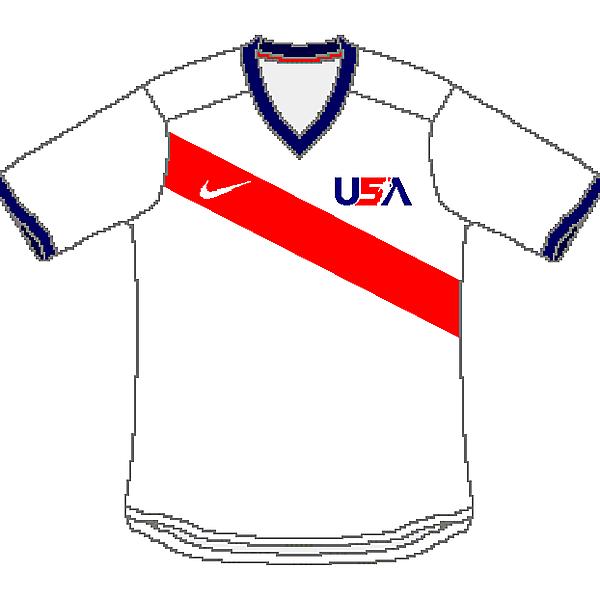 USA Futsal Home V.2
