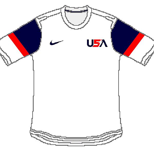 USA Futsal Home V.3