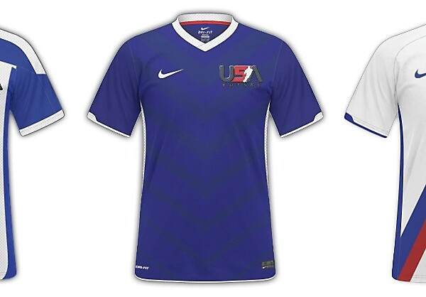 USA Futsal Kit V1