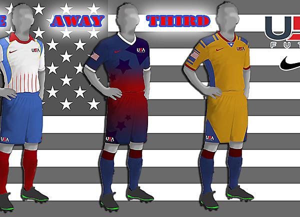 USA Futsal V2