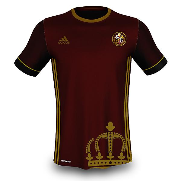 Adidas Vatican Away