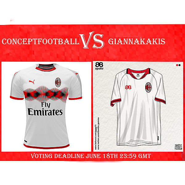 AC Milan Versus Voting