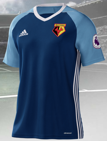 Watford away shirt 2017-2018
