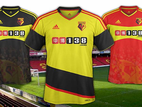 Watford FC x Adidas