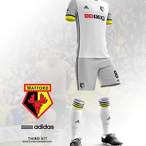 Watford FC x Adidas (THIRD)