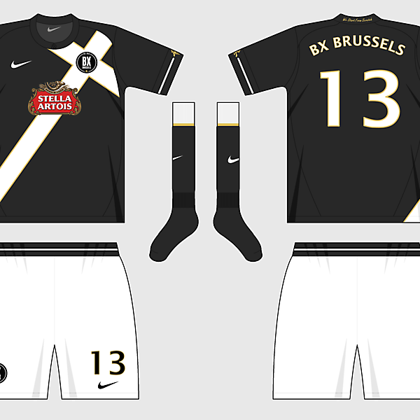 BX Brussels Home Kit